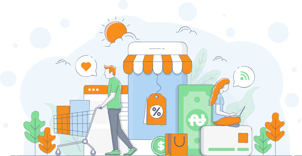 Dynacom e-commerce
